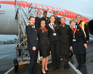 MORE FEMALE PILOTS ON BOARD DID NOT HELP THE INCREASING GENDER PAY GAP AT EASYJET