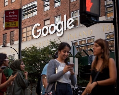 LABOUR CASE FILED AGAINST GOOGLE FOR RETALIATING AGAINST STAFF MEMBERS