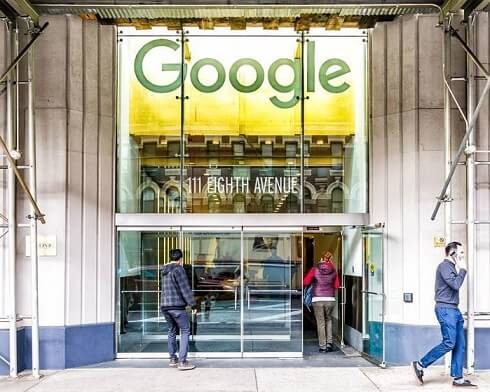 GOOGLE WALKOUT ORGANIZERS DEMAND INVESTIGATION OF HR