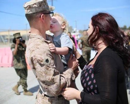 MILITARY SPOUSES FACE DISCRIMINATION IN JOB HUNT