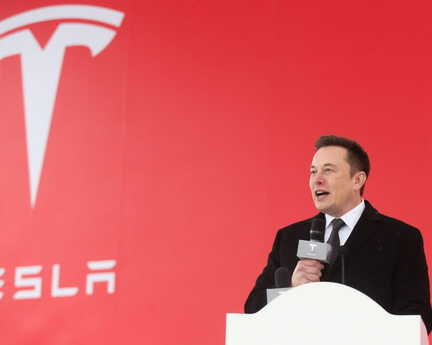 ELON MUSK URGES EMPLOYEES TO EXPEDITE DELIVERY