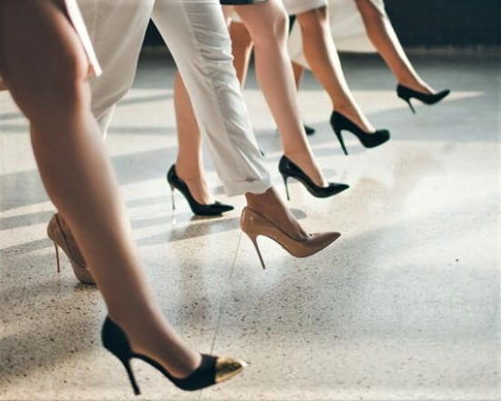 #KUTOO CAMPAIGN: JAPANESE WOMEN PROTEST AGAINST WEARING HIGH HEELS AT WORK