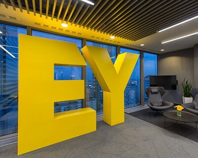 EY'S PAID PARENTAL LEAVE ARE WELL-RECEIVED
