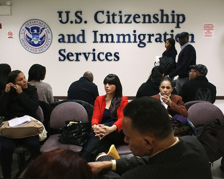 USCIS DISCOURAGING FOREIGN WORKERS FROM SEEKING EMPLOYMENT IN THE US