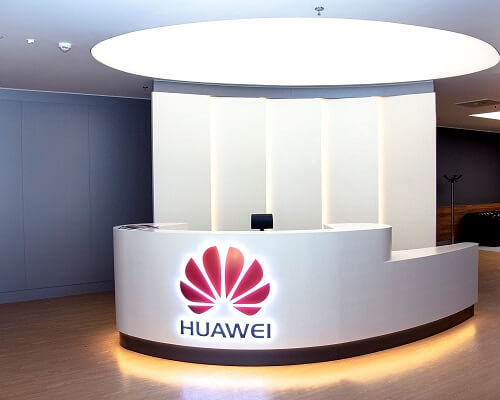 HUAWEI UNDER SCRUTINY FOR SPYING ON U.S.