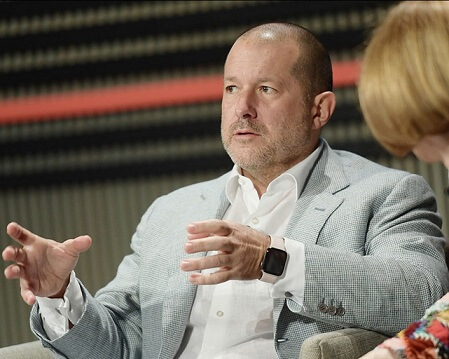 JONY IVE LEAVES APPLE