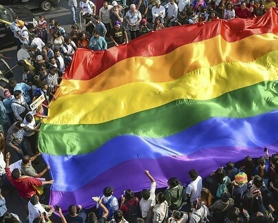 MILLIONS CELEBRATE LGBTQ PRIDE IN NEW YORK