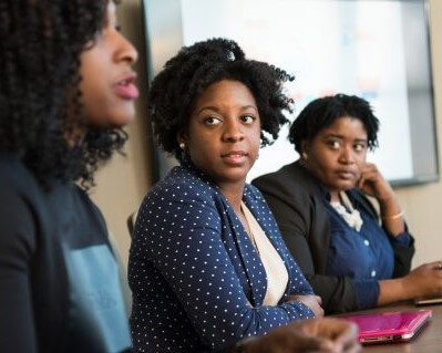 AFRICAN-AMERICAN WOMEN WORKERS EXPERIENCED MORE HARASSMENT