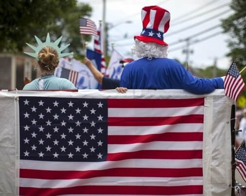 WORKERS MAY TURN JULY 4 INTO A LONG WEEKEND