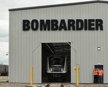 BOMBARDIER INC. IS LAYING OFF HALF OF ITS EMPLOYEES AT THUNDER BAY PLANT