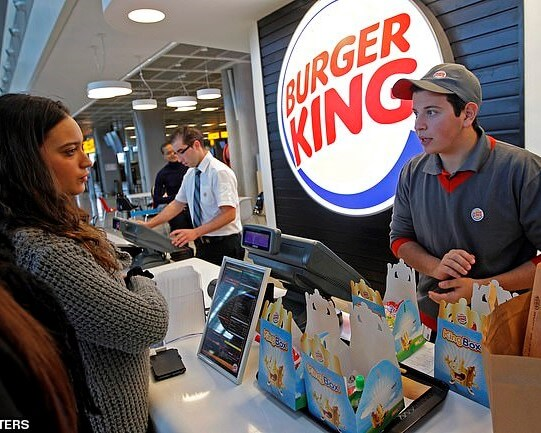 BURGER KING'S BEARD BAN AMOUNTS TO DISCRIMINATION, SAYS CATALONIA