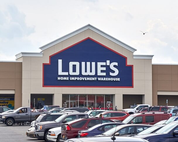 LOWE'S TO LAYOFF THOUSAND WORKERS