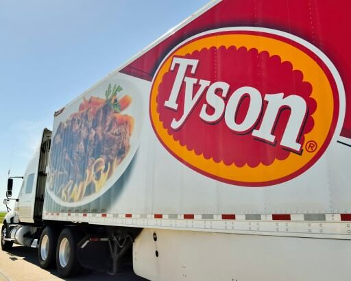 3800 TYSON FOODS WORKERS OUT OF JOB