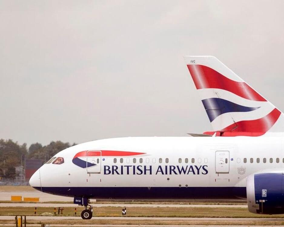 BRITISH AIRWAYS PILOTS GO ON STRIKE