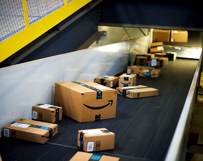 AMAZON TO HIRE 30,000 WORKERS AT 6 CAREER DAY EVENTS