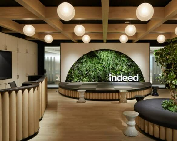 INDEED LAUNCHES A RECRUITING PLATFORM