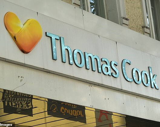 FORMER THOMAS COOK BOSSES UNDER FIRE FOR BIG PAYOUTS