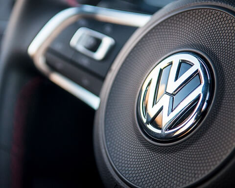 VOLKSWAGEN GROUP SUPPORTS ACCUSED CEO AND CHAIRMAN