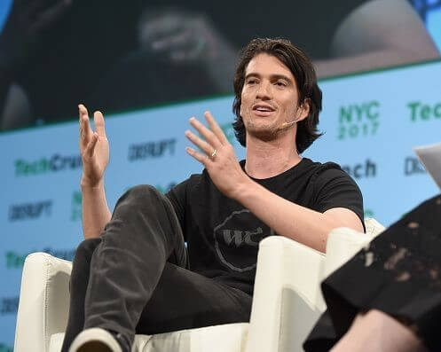 WEWORK STAFF OUTRAGES AGAINST CEO'S PAYOUT