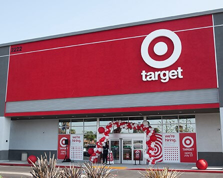 TARGET CUTS WORK HOURS