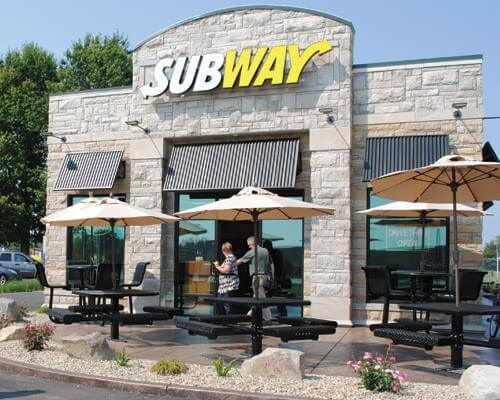Indiana Subway violates Americans with Disabilities Act!