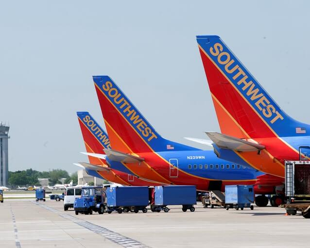 Southwest Airlines seeks unions' agreement for pay cuts to prevent layoffs!