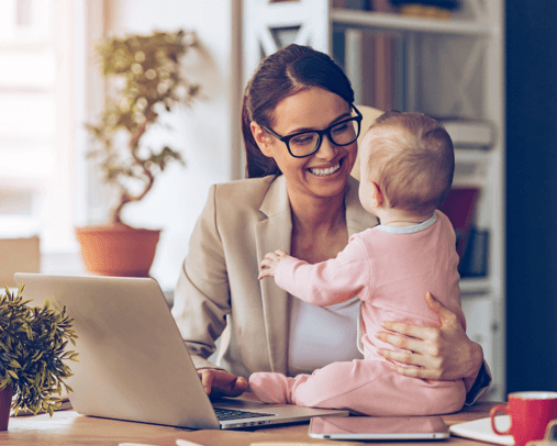 Work-from-home moms bear parenting brunt amid pandemic: Survey!