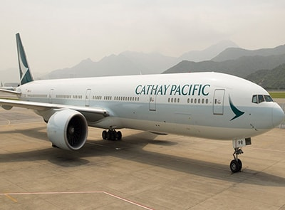 CATHAY PACIFIC CONTINUES TO SHOW THE DOOR TO EMPLOYEES
