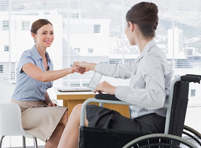 INITIATIVE TO GET MORE DISABLED PEOPLE INTO CIVIL SERVICES