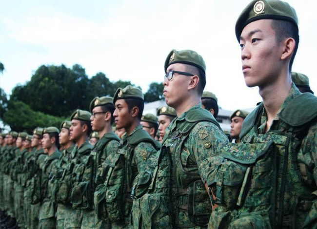 Singapore's Government Pulls ramps up NSF Assistance