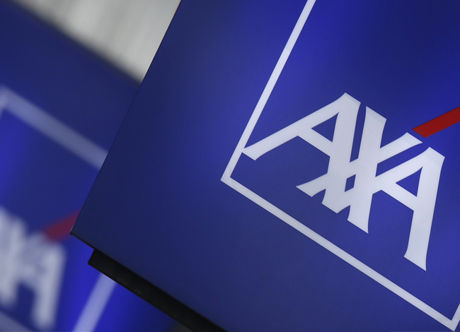 AXA PLANNING ON RESTRUCTURING THE COMPANY
